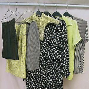 thrift store fabrics