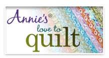 Annie's Love To Quilt