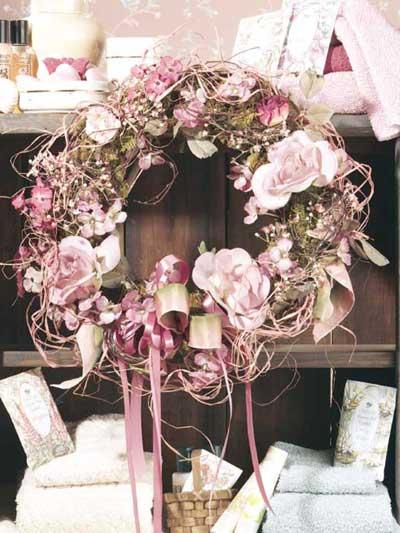 Summer Wreath photo