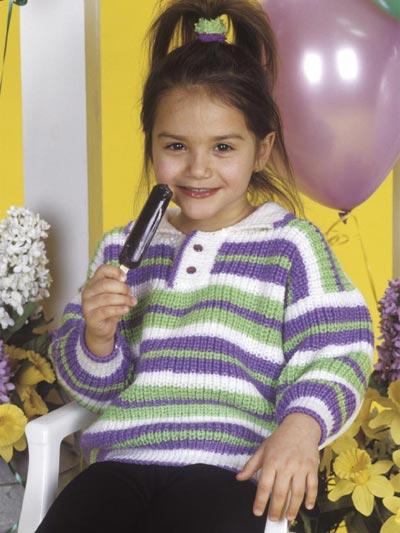 Popsicle Stripes photo