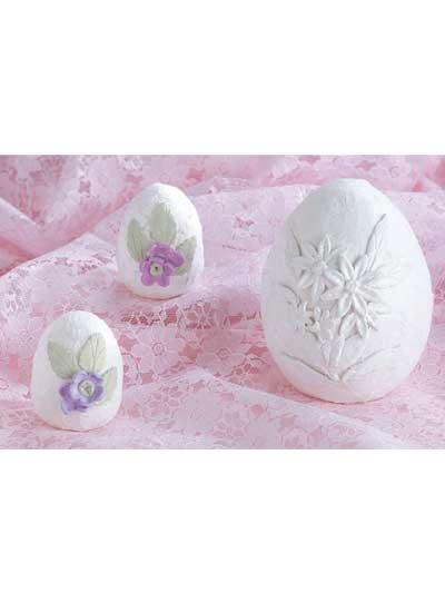 Floral Eggs photo