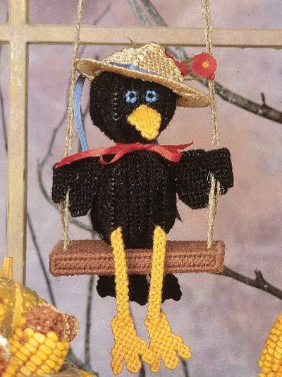 Crow Swinger photo