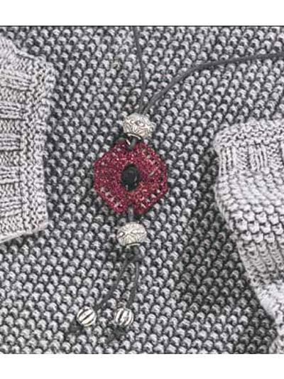 Jeweled Medallion photo