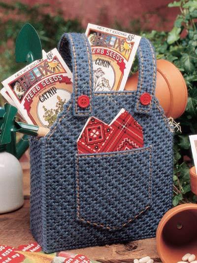 Overalls Gift Bag photo
