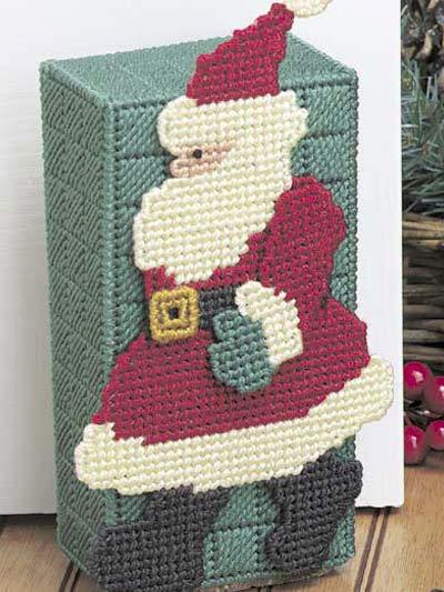 Santa Doorstop photo