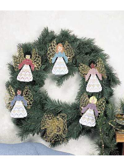 All God's Angels Wreath photo
