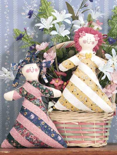 Kin-Kin Wee Double-Delight Doll photo
