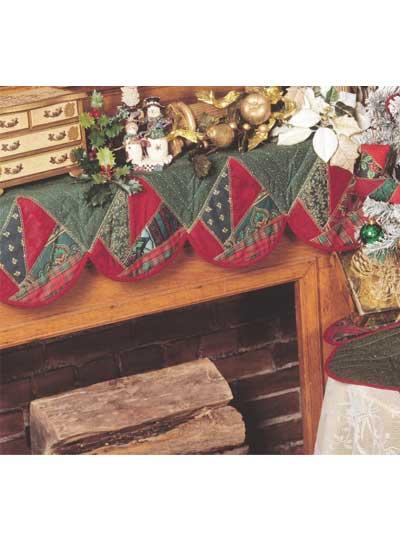 Crazy-Patch Christmas Set photo