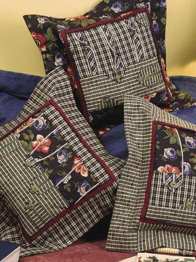 Decorator Cushion Trio photo