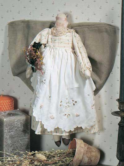 Annie Angel Doll photo