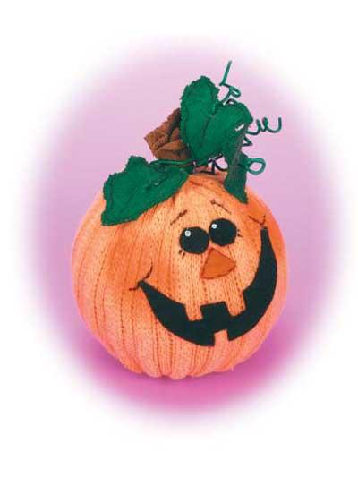 Recycled Fun: Sock Pumpkin photo