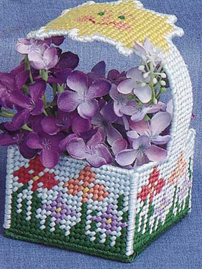 Garden Mini Basket photo