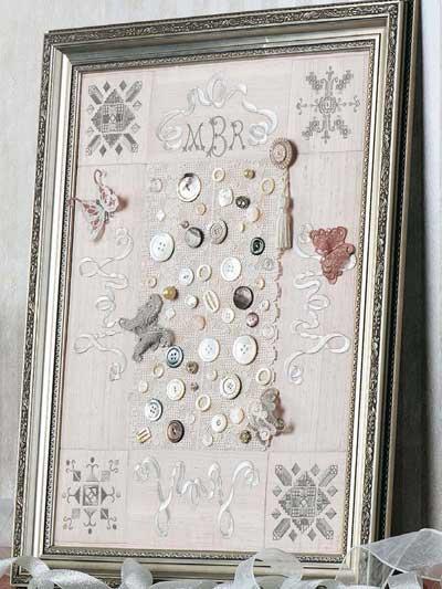 Buttons & Butterflies photo