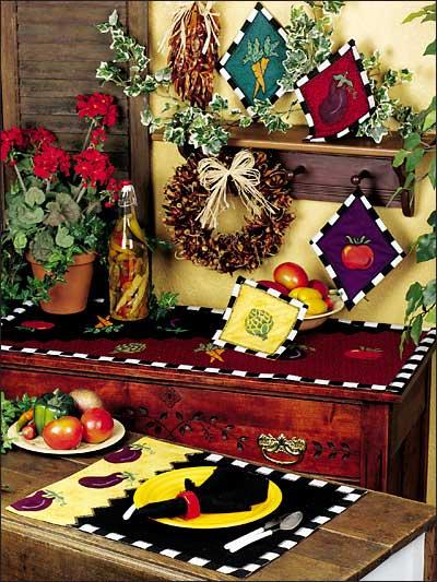 Veggie Kitchen Set photo