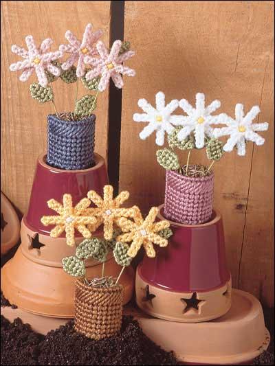 Flower Pot Fridgies photo