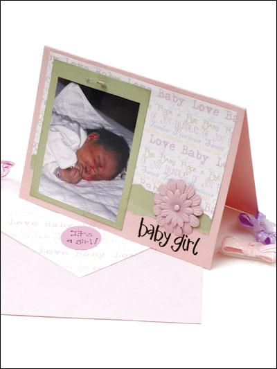 Lovely Baby Girl photo