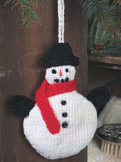 Snowman Car Freshener photo