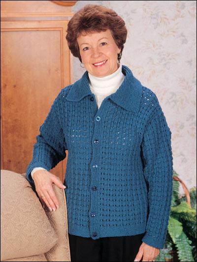 Garter & Lace Jacket photo