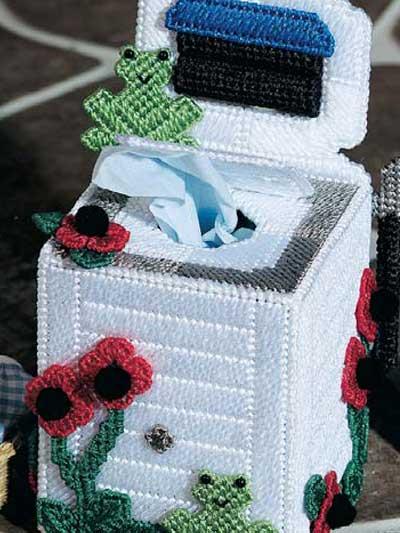 Wringer Washer Tissue Cover photo