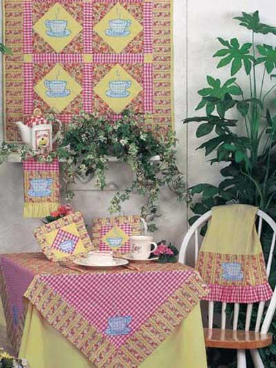 Teacup Kitchen Set photo