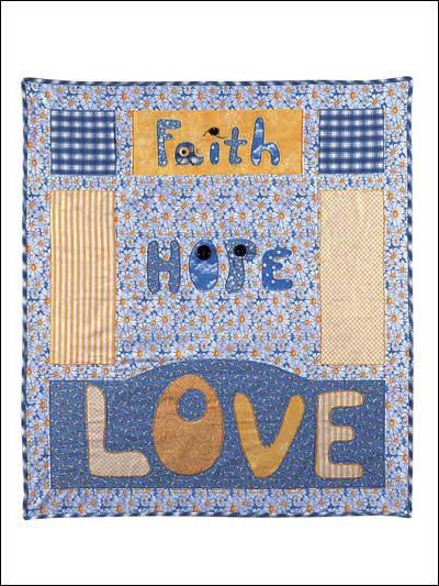 Faith, Hope & Love photo