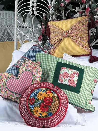 Five Fabulous Pillows photo