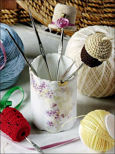Crochet Hook Protectors photo