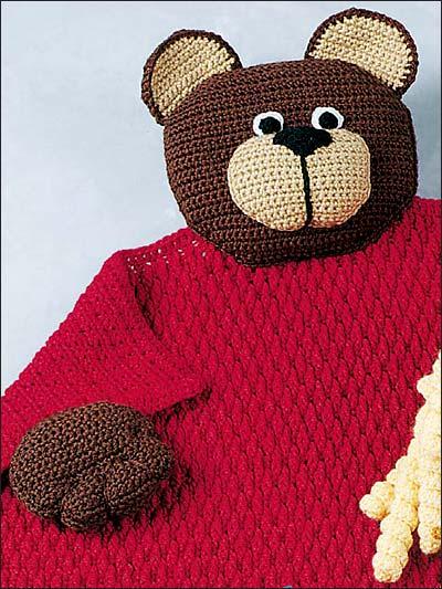 Teddy Bear Blanket Buddy photo