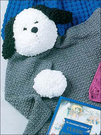 Shaggy Puppy Blanket Buddy photo