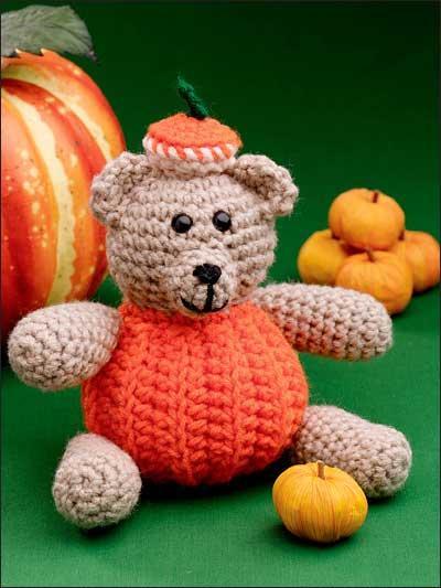 Pumpkin Bear photo