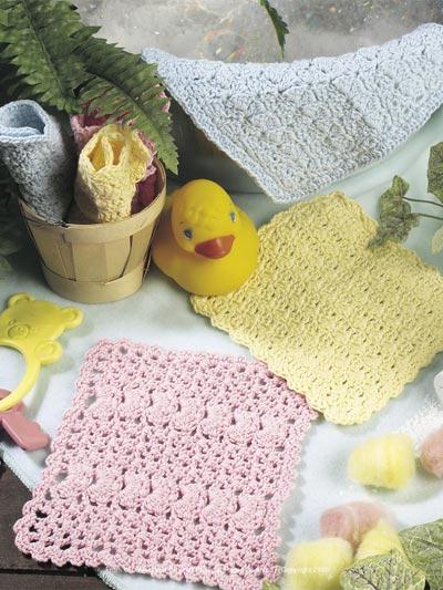 Baby Bath Cloths photo