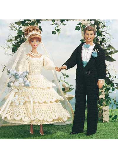 June Bride and Groom photo