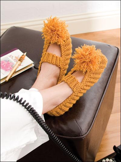 Elfin Slippers photo