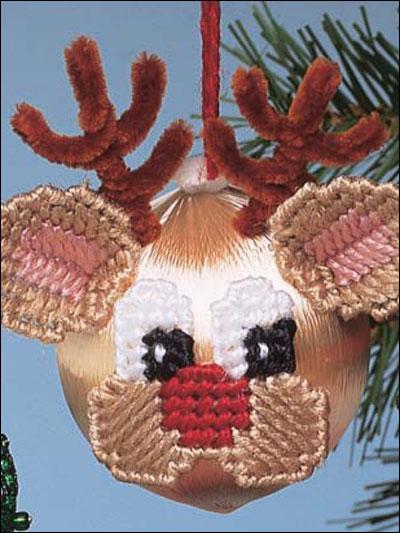 Reindeer Ornament photo
