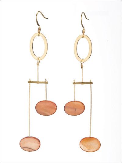 Balancing Act Earrings photo