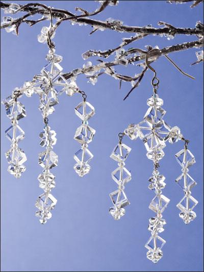 Icy Hot Earrings photo