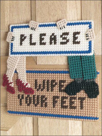 Wipe Your Feet photo