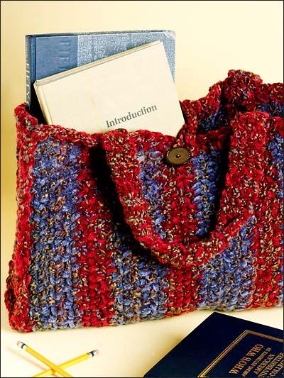Trendy Tweed Tote photo
