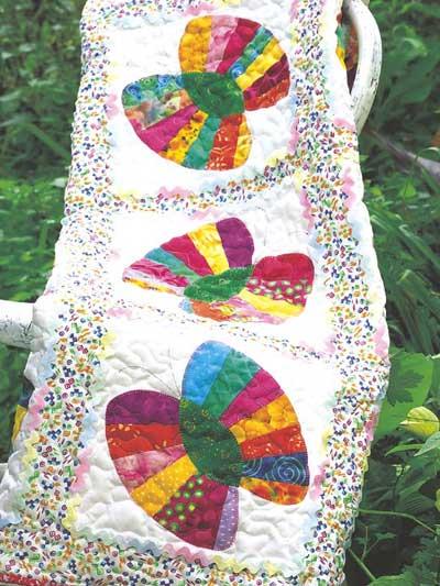 Rainbow Butterflies photo