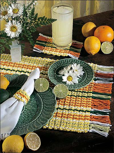 Citrus Stripes photo