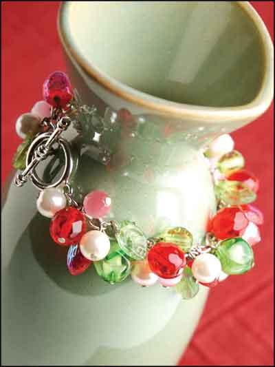 Fruit Salad Bracelet photo