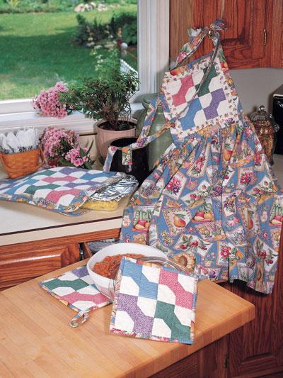 Bow Tie Kitchen Set photo