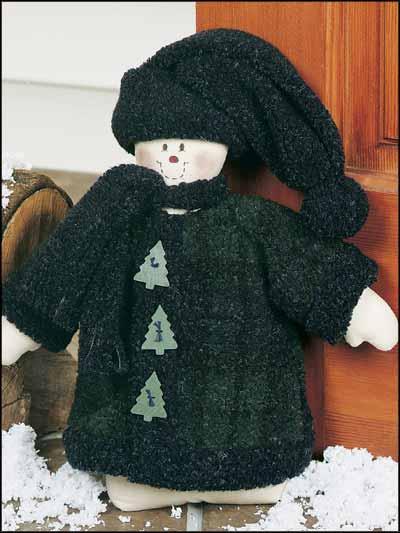 Toasty Warm Snowman photo