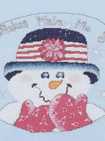 Snowflake Smiles photo
