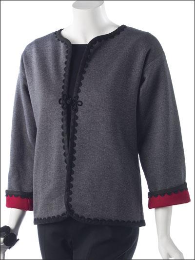 Two-Sided Sweatshirt photo