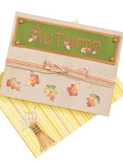 Autumn Banner photo