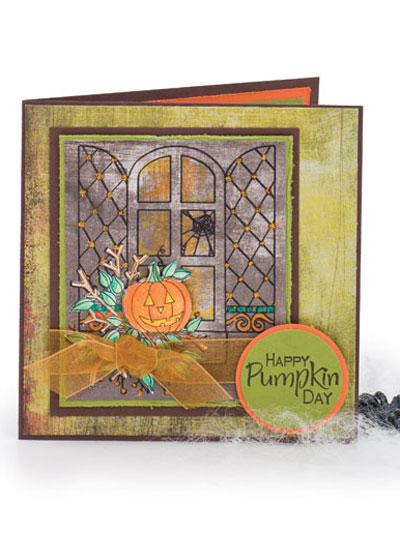 Halloween Window photo