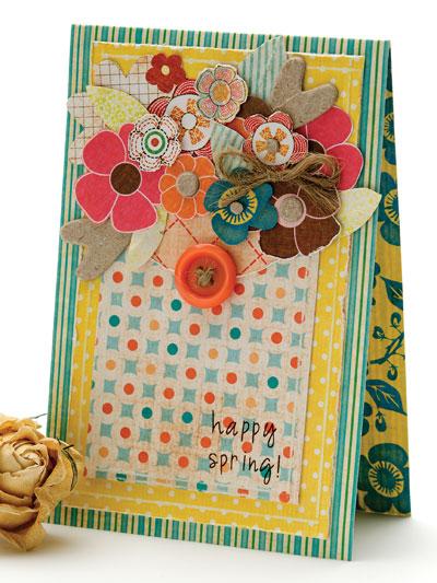 Happy Spring! Card photo