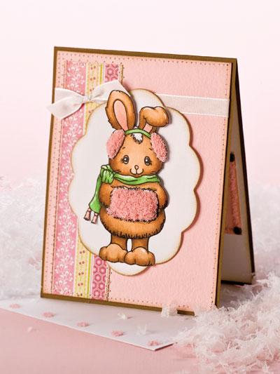 Winter Bunny photo