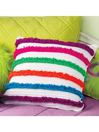 Loop-de-Loop Pillow photo